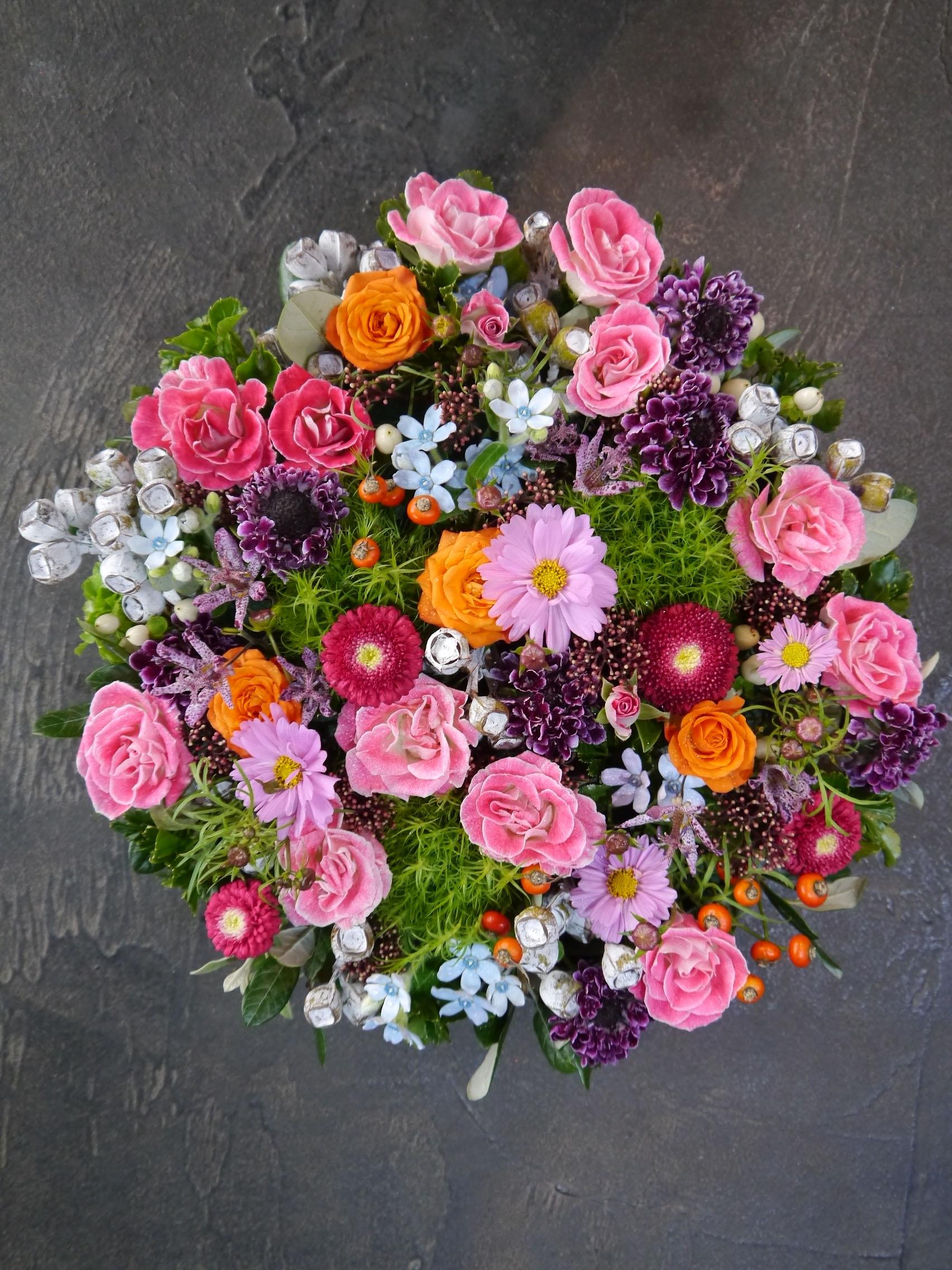プリザーブドフラワーやフラワーギフトなどを扱う北海道の花屋 札幌花